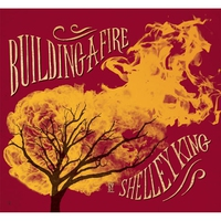 Cover of the track Building a Fire