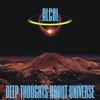 Couverture de l'album Deep Thoughts About Universe
