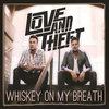 Couverture du titre Whiskey on My Breath
