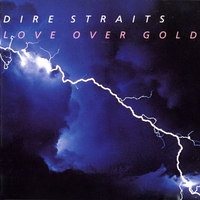 Cover of the track Love Over Gold