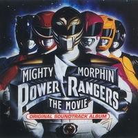 Couverture du titre Mighty Morphin Power Rangers - The Movie (Original Soundtrack Album)