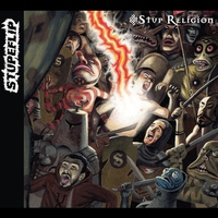 Cover of the track Stup Religion