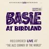 Couverture de l'album Basie at Birdland