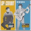 Cover of the album Spaced Out: The Very Best of Leonard Nimoy & William Shatner