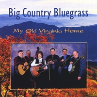Couverture du titre My Old Virginia Home