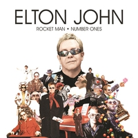 Cover of the track Rocket Man - Number Ones