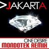Cover of the track One Desire(Mondotek Edit Remix)