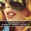 Cover of the album The Music of Grand Theft Auto V