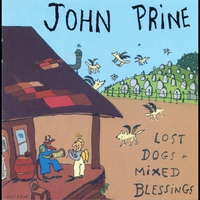 Cover of the track Lost Dogs and Mixed Blessings