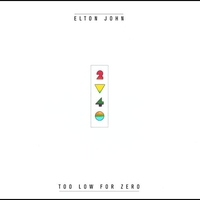 Cover of the track Too Low for Zero