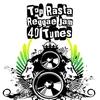 Cover of the album Top Rasta Reggae Jam 40 Tunes