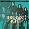"""Cover of the album Brown Acid """"The Second Trip"""""""