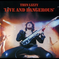 Cover of the track Live and Dangerous