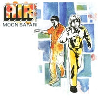 Cover of the track Moon Safari
