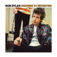 Couverture du titre Highway 61 Revisited