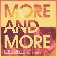 Cover of the track More & More (feat. Karen Harding) - Single