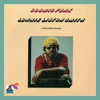 Cover of the track Cosmic Funk