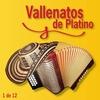 Cover of the album Vallenatos de Platino, Vol. 2