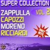 Couverture de l'album Super Collection vol.2 - Zappulla Capozzi Moreno Ricciardi