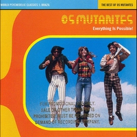 Cover of the track Everything is Possible! The Best of Os Mutantes