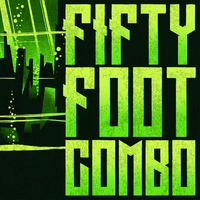 Cover of the track Fifty Foot Combo