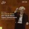 Cover of the track Harold en Italie, Op. 16: I. Harold Aux Montagnes. Scenes de melancolie, de bonheur et de joie