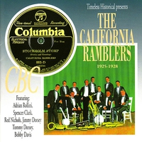 Cover of the track The California Ramblers 1925-1928
