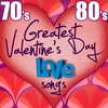 Cover of the album Greatest Valentine Love Songs: 70s - 80s
