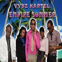 Couverture du titre Empire Summer - EP