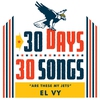 Couverture du titre Are These My Jets (30 Days, 30 Songs)