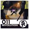 Cover of the album Monstercat 011: Revolution