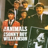 Cover of the album The Animals With Sonny Boy Williamson
