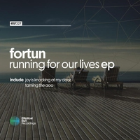 Cover of the track Running For Our Lives - EP