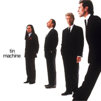 Cover of the track Tin Machine (Remastered 1999)