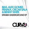 Couverture de l'album Spanish Underground - Single