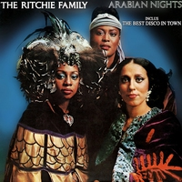 Cover of the track Arabian Nights - EP