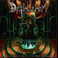 Cover of the track The Ghorusalem Codex, Vol. 2: Of Magick & Tyranny