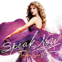 Cover of the track Speak Now