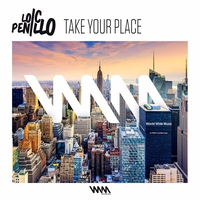 Couverture du titre Take Your Place (Radio Edit) - Single