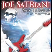 Couverture du titre Satchurated: Live In Montreal