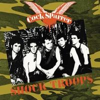 Couverture du titre Shock Troops