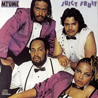 Cover of the track Juicy Fruit