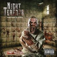 Couverture du titre Night Terrors