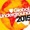 Couverture de l'album Global Underground 2015