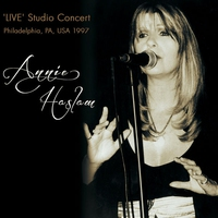 Cover of the track Live Studio Concert Philadelphia 1997