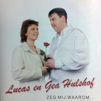 Cover of the track Zeg Mij Waarom