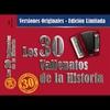 Couverture de l'album Los 30 Vallenatos de la Historia