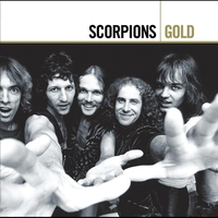 Cover of the track Gold: Scorpions