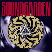 Cover of the track Badmotorfinger