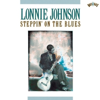 Cover of the track Steppin' on the Blues